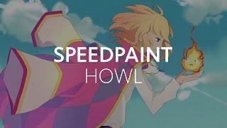 [ Speedpaint ] - Howl