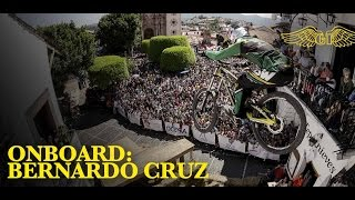 preview picture of video 'On Board: Bernardo Cruz @ Taxco Urban Downhill'