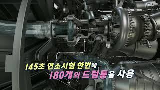 한국형발사체 엔진 연소시험 한번에 들어가는 비용은?