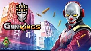 GUN KINGS GAMEPLAY - (iOS/Android) Video Trailer HD