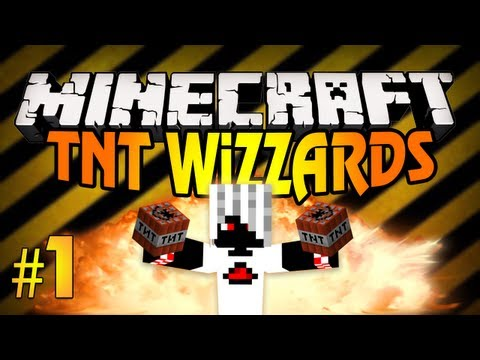 [Minecraft] TNT-Wizzards #1