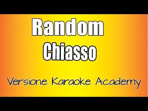Karaoke Italiano - Random - Chiasso