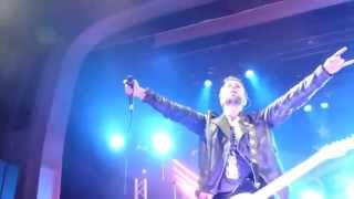 "The Trews ""Poor Ol' Broken Hearted Me"" Live Toronto April 26 2014"