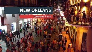 Conheça os encantos de New Orleans (EUA)