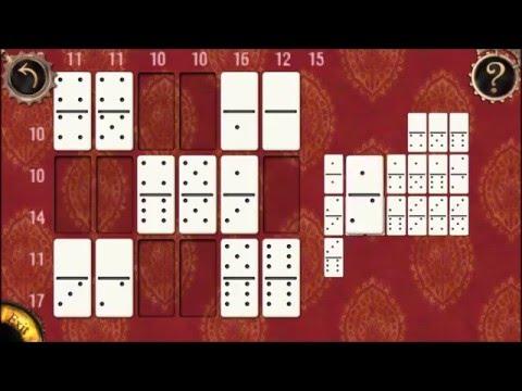 Игры разума/Mind Games Домино 3