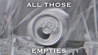 Blane Howard All Those Empties