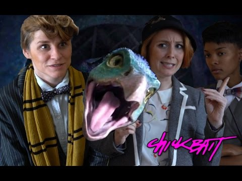 Fantastic Beasts and Where To Find Them LOST SCENE!