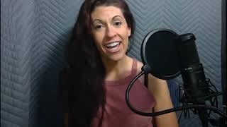 I will record an amazing voice over for you