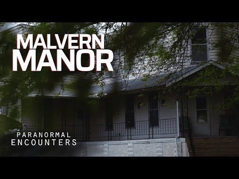 Malvern Manor Ghost Hunt - Paranormal Encounters