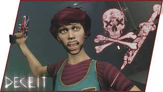 He SNITCHED on Himself! Get Him! - Deceit Gameplay