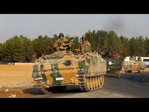 Ενισχύσει τις δυνάμεις της στη βόρεια Συρία η Τουρκία