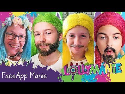 Download Lollymánie S02e31 Faceapp Mánie MP3 and Video MP4