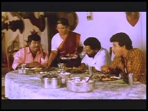 Sathyaraj Manivannan Goundamani Manoramma Super Comedy - Maaman Magal