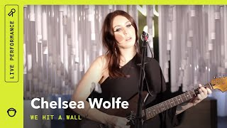 """Chelsea Wolfe """"We Hit A Wall"""": Live From Sonos Studio"""