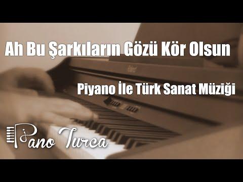 Notalar Piano Turca