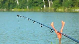 Конец августа рыбалка на фидер