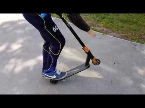 Stunt Scooter Tutorial Nr.I Ger/HD