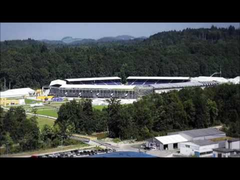 Timelapse of the construction and dismantling of the arena for the National Wrestling and Alpine Festival 2013, Burgdorf