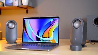 2.1 Sound für den Schreibtisch! - Logitech Z407 System im Test