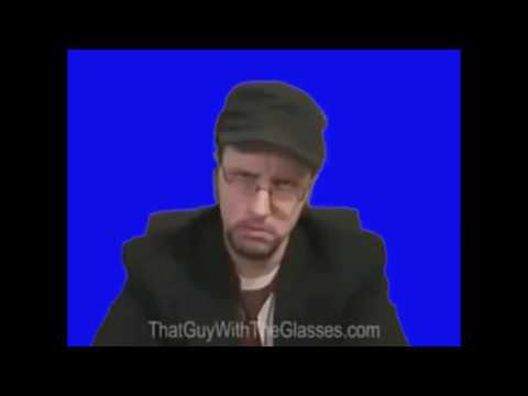 Nostalgia Critic - HA! (Синий экран)