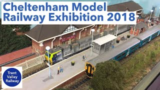 Cheltenham Model Railway Exhibition 2018
