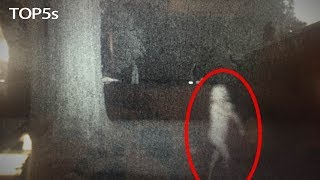 5 Incredibly Creepy & Unexplained Events Caught on Camera...