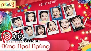 [P336 BAND] DON'T BE SHY - OFFICIAL MV 4K 😋