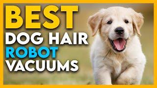 Best Robot Vacuum for Dog Hair 2021 🏅 Top 3 Picks