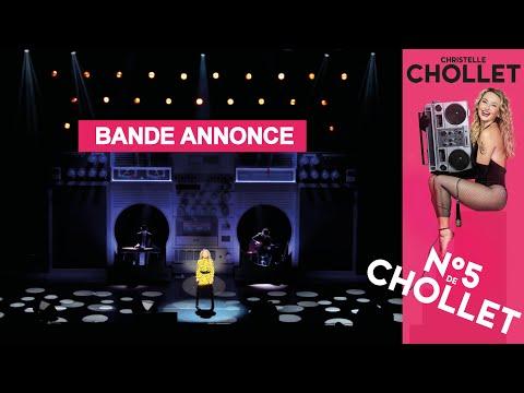 No 5 de Chollet By Christelle