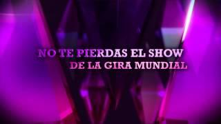 Сериал Виолетта, трейлер фильма «Violetta: En Concierto»