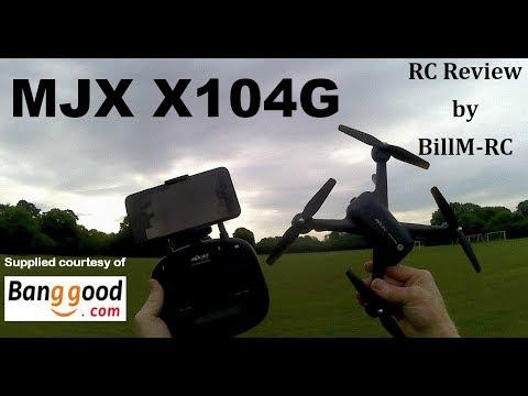 My MJX X104G review,..enjoy