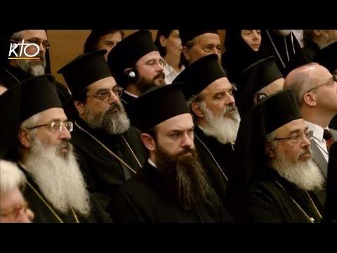 Concile orthodoxe :  l'évangélisation dans le monde contemporain