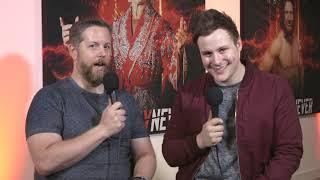 WWE 2K19: Mark Little Q&A Part 3