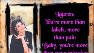 "'You're worth it"" by CIMORELLI / LYRICS"