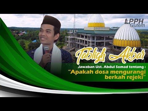 Sesi Tanya Jawab #7 | Tabligh Akbar UAS di Hidayatullah Ummul Qura, Balikpapan