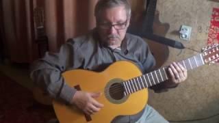 Основное различие Классической гитары и Русской 7 стр. гитары