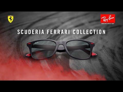 0870b17a2 EM BREVE   Ray-Ban Scuderia Ferrari Collection   Charme Haut®