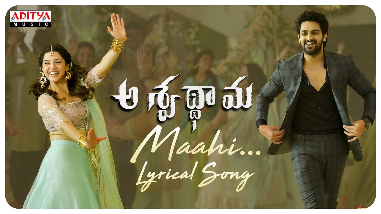 Maahi Lyrical Video From Aswathama