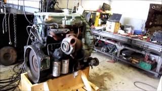 Detroit Diesel DDEC IV Series 50 Diesel Engine
