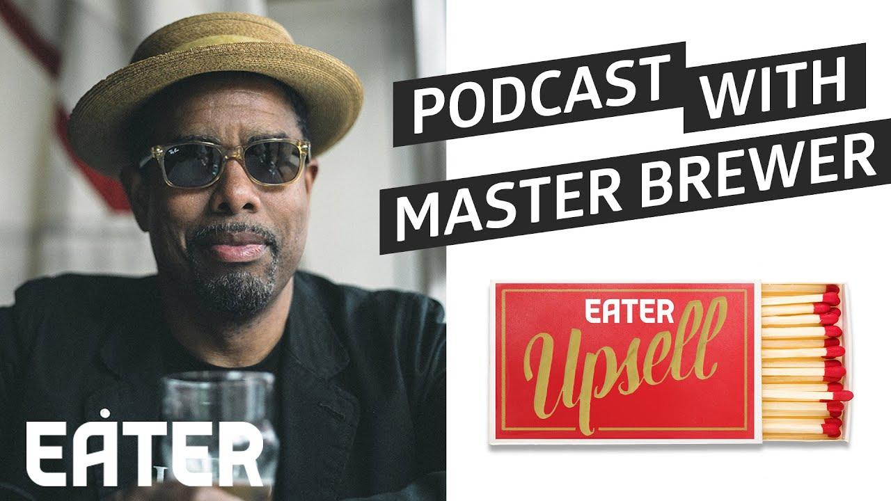 How Garrett Oliver Learned to Communicate Through Beer — Eater Upsell thumbnail