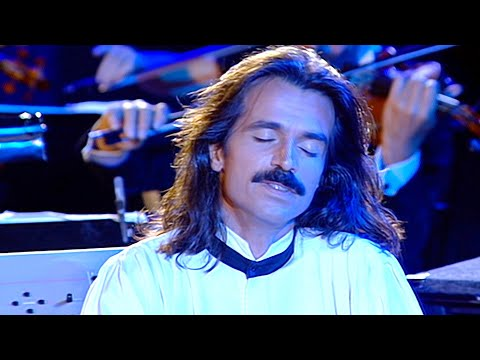 """Yanni - """"Aria"""" Ode to Humanity… Live At The Acropolis, 25th Anniversary! 1080p Digitally Remastered"""
