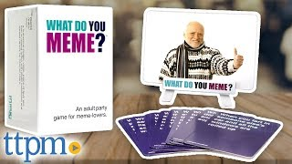 What Do You Meme? - Adults Party Card Game from What Do You Meme, LLC