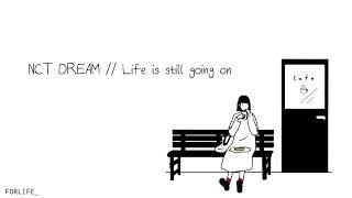 NCT DREAM - Life is still going on // Lirik Sub Indo