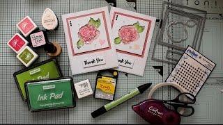 Rose Shaker Card :D