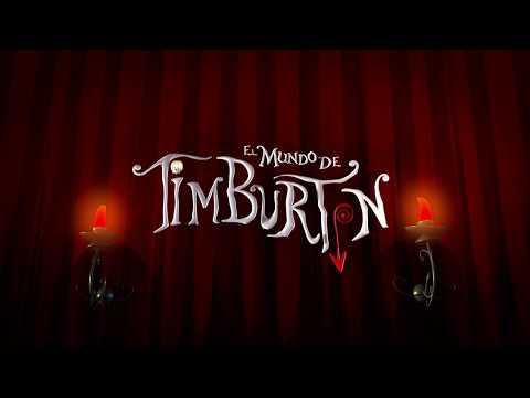 El Mundo de Tim Burton - Boletos 2x1