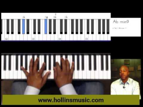 Transitioning From Praise To Worship - Gospel Piano Lesson