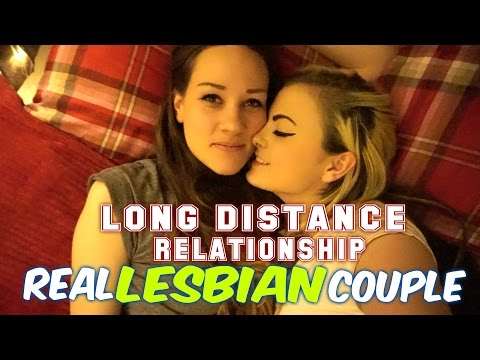 Lesbian Couple | Long Distance Relationship | MTW