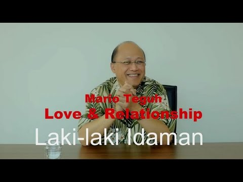 Video Laki-Laki Idaman - Mario Teguh Love & Relationship
