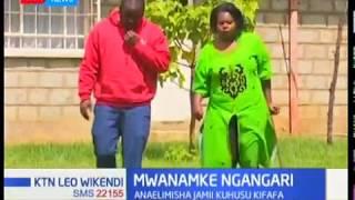 Mwanamke Ngangari: Nancy Kimining anawasaidia wenye kifafa