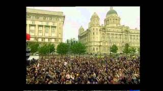 The Zutons - The Pier Head - Liverpool (T.B.A - ITV 5th June 2006)